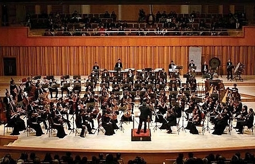 Symphony concert featuring German artists comes to Hanoi