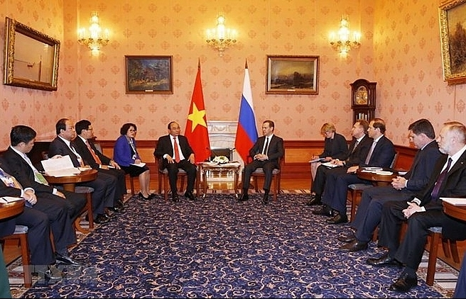pms russia visit to deepen all round cooperation