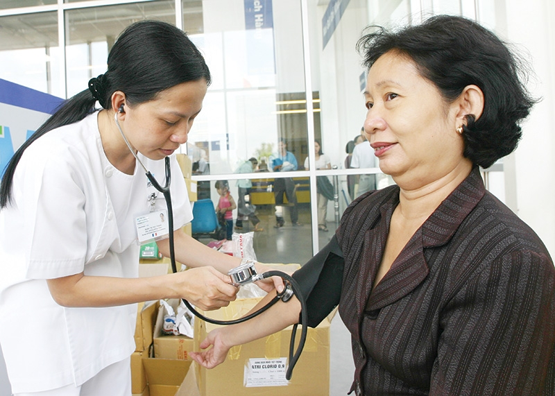 collaboration is the key for healthcare progress