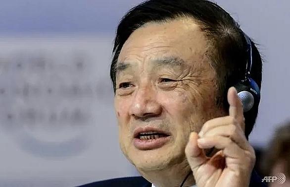 Huawei will not bow to US pressure, says founder Ren Zhengfei