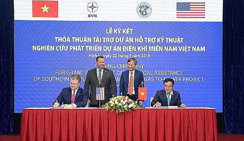 us helps launch gas to power project in vn