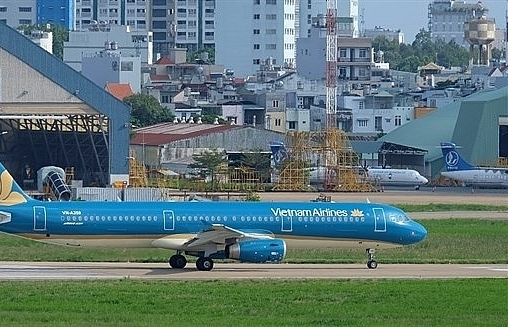 vietnam airlines to open hanoi dong hoi route in june