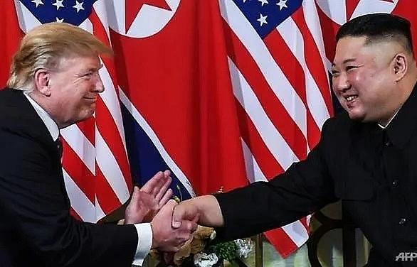 Trump says still has 'confidence' in North Korea's Kim