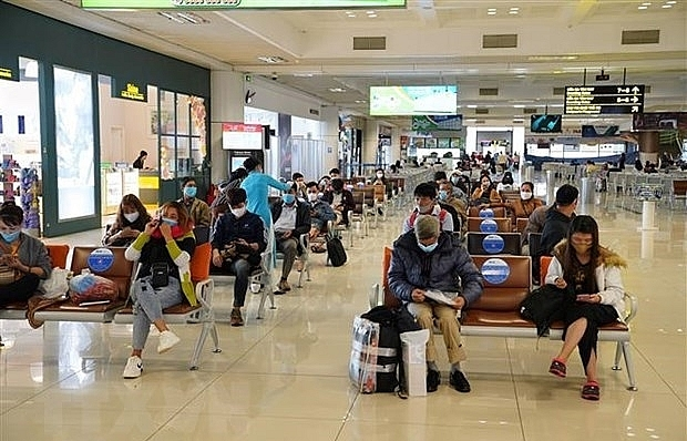 Noi Bai International Airport catering to more flights