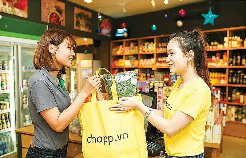 Winds of change sweep over retail