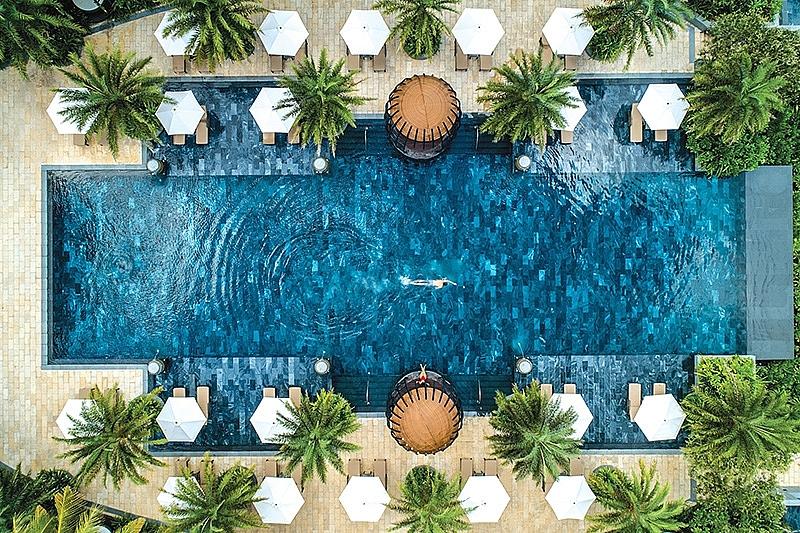 dream vacations at intercontinental phu quoc