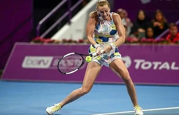 Kvitova, Pliskova sisters set to clash at Prague tournament