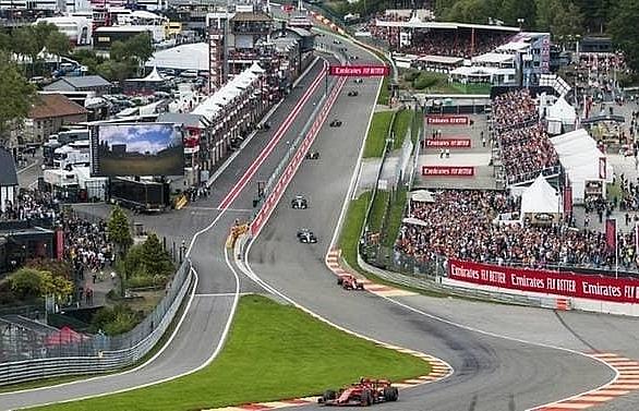 Formula 1: Belgian GP could be held behind closed doors in August