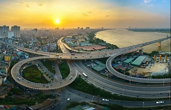 Good infrastructure gives a boost to real estate in eastern Hanoi