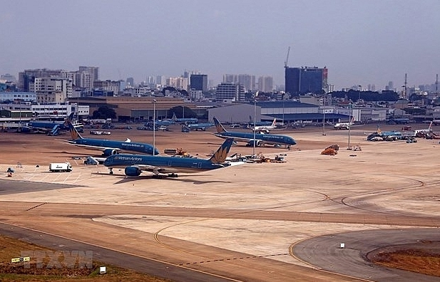 Construction plan for Tan Son Nhat Airport's third terminal approved
