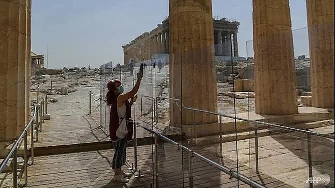 greece to restart tourism mid june international flights jul 1