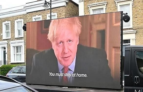 UK PM Boris Johnson defiant as scandal rages over aide accused of breaking coronavirus rules