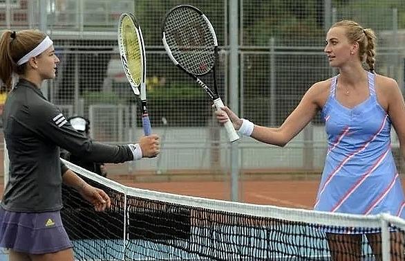 Kvitova hails 'bizarre' Czech tournament as new start