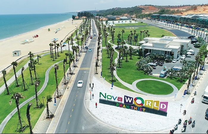 Novaland land fund strategies underpin successes