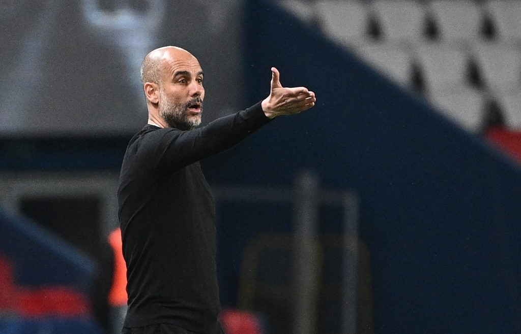 Guardiola exorcises Champions League demons to lead Man City to first final