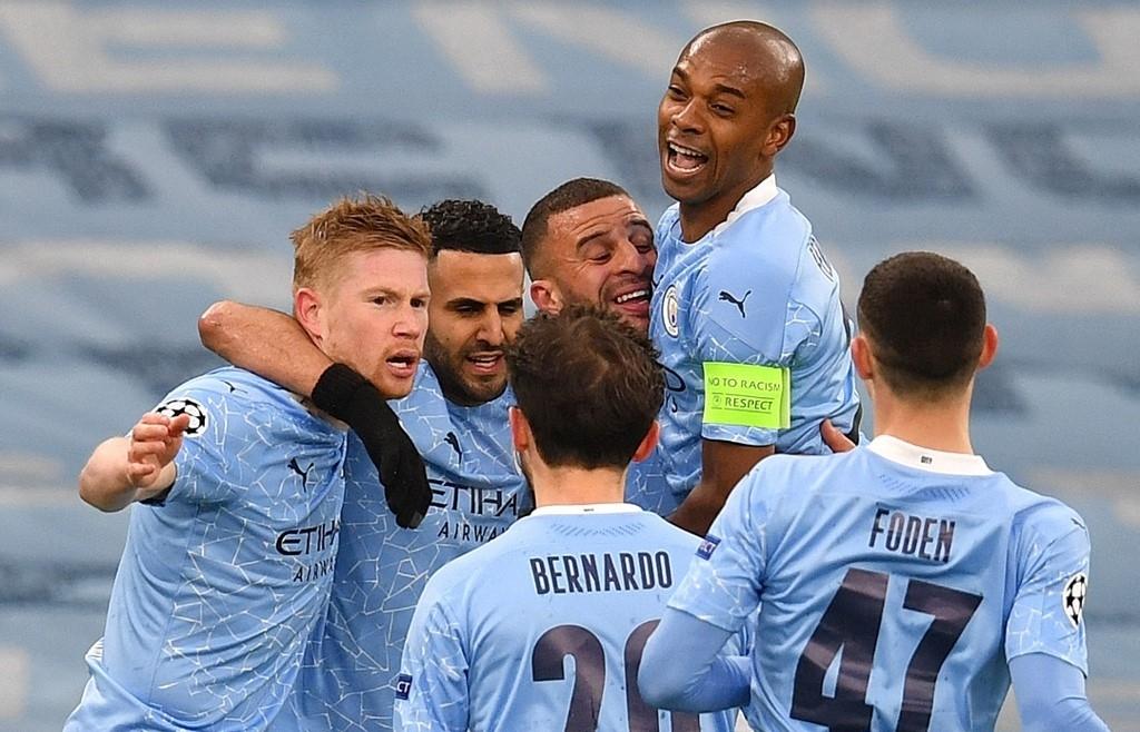 Man City eye Premier League title in Champions League final curtain raiser