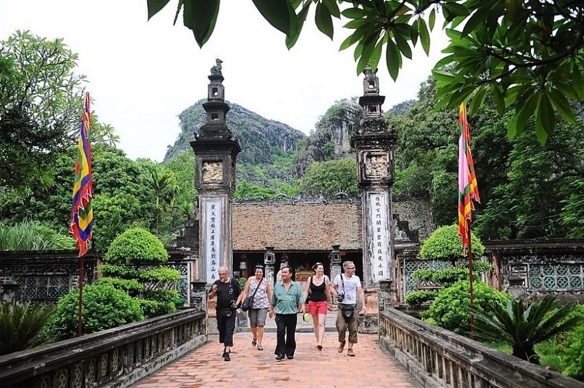 ninh binh a tourist magnet