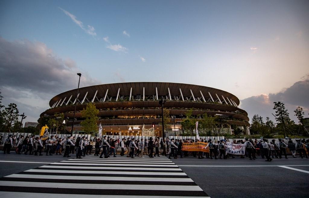 Olympic chief's Japan visit postponed over virus