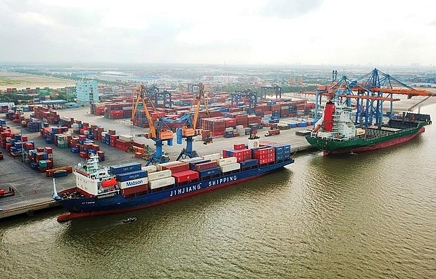 new container terminals to be built in hai phong