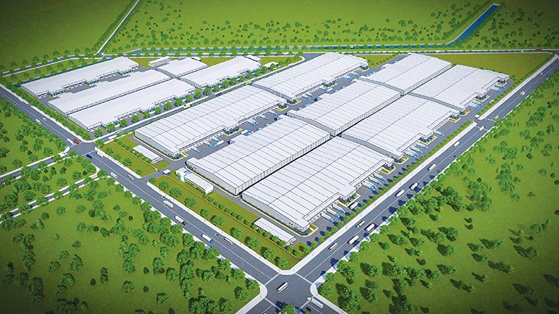 ESR places rabbit's foot in Vietnam through logistics real estate joint venture with BW