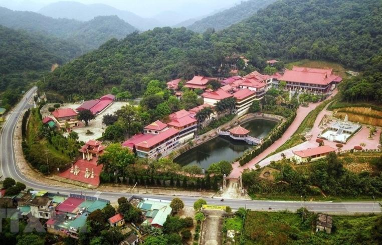 Yen Tu complex seeking UNESCO recognition