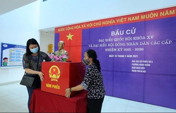 Chinese Ambassador hails Vietnam's election preparations