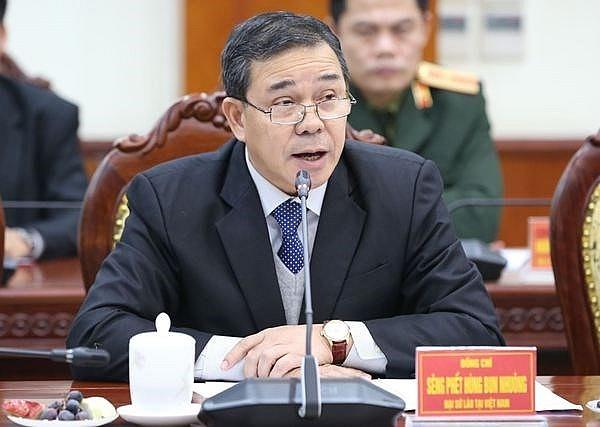 general elections manifest democracy of socialist regime in vietnam lao diplomat