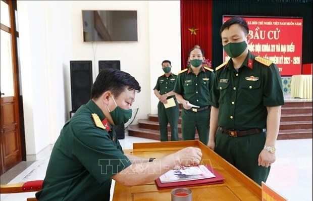 Indian media highlight significance of Vietnam's general elections