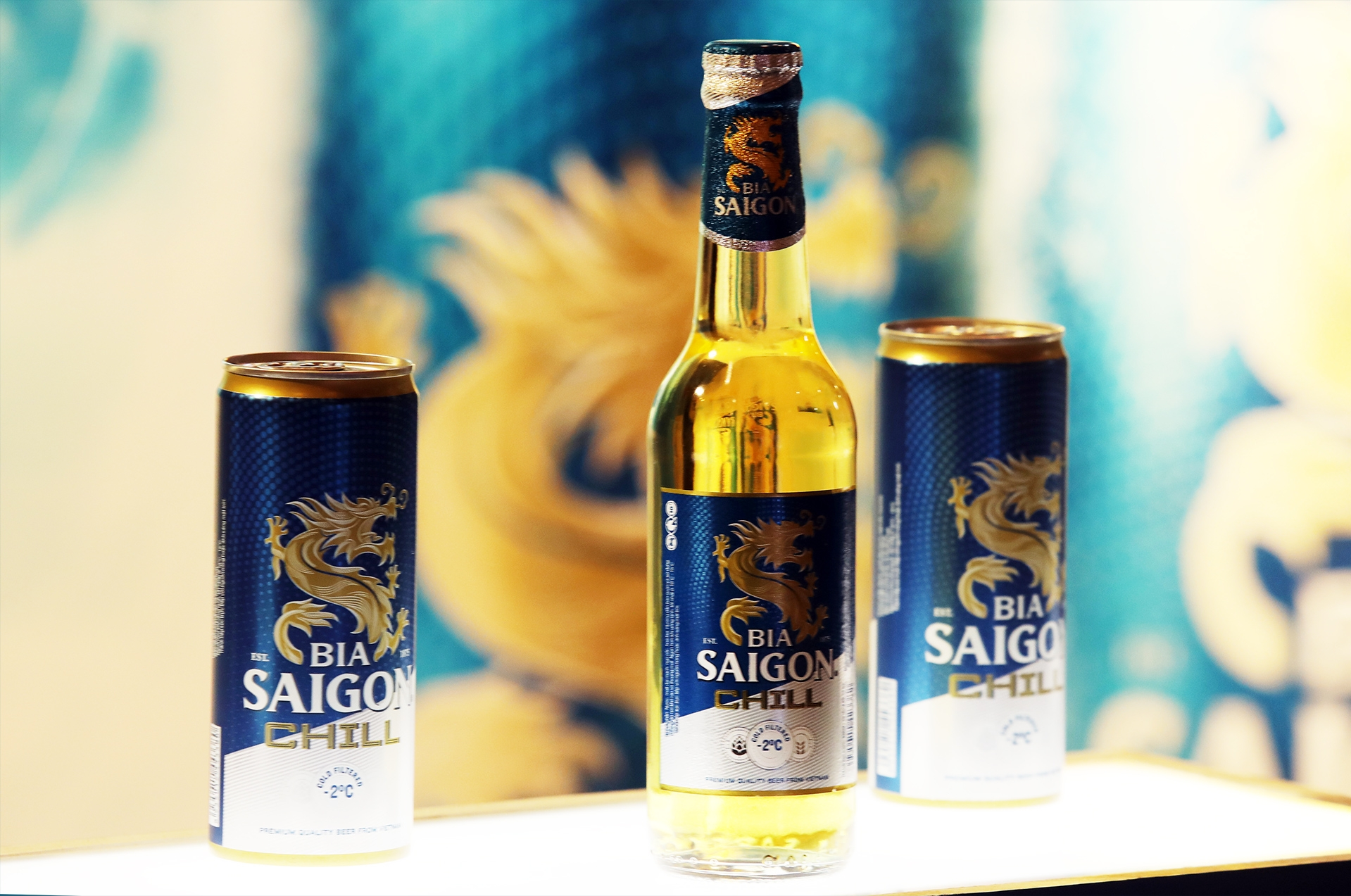 sabeco clears house at international beer awards to take local brand to the world