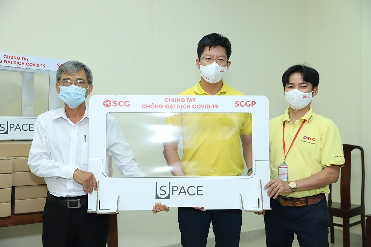 scg supports vietnamese people in latest way of covid 19 pandemic
