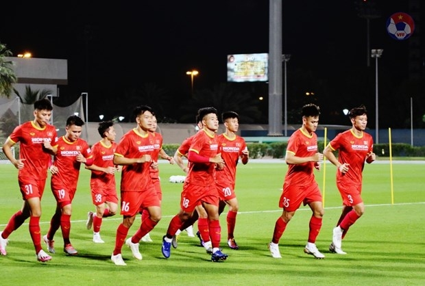 vietnam determined to win in world cup qualifiers