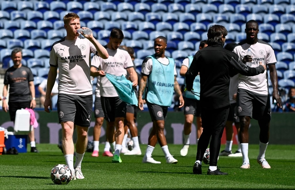 Man City, Chelsea get set for Champions League final clash in Porto