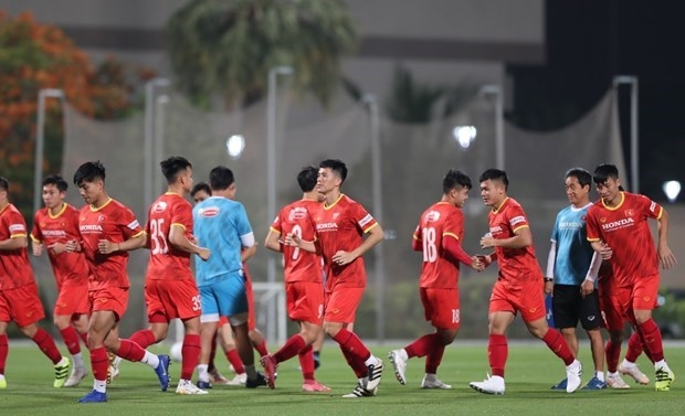 foreign media jordan to field strong team for friendly match against vietnam