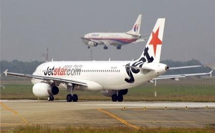 Jetstar hits fuel turbulence