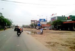Road traffic safety improvemennt project kicked off