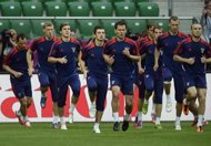 Russia look to mount strong defence against Czechs