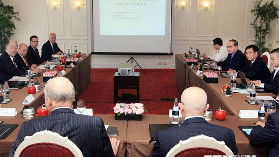 US businesses seek investment opportunity in Vietnam
