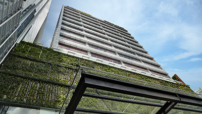 green buildings the rising trend