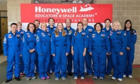 one vietnamese teacher to join 2015 honeywell educators space academy