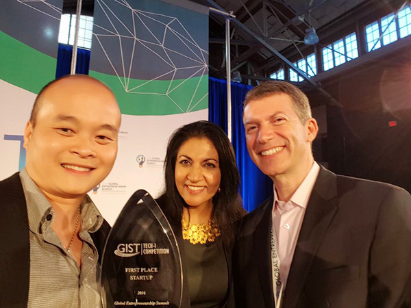 vietnamese start up wins first place in obama backed it competition