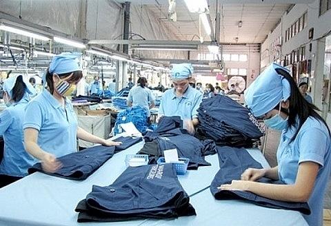 vietnam garment sector to boost export growth