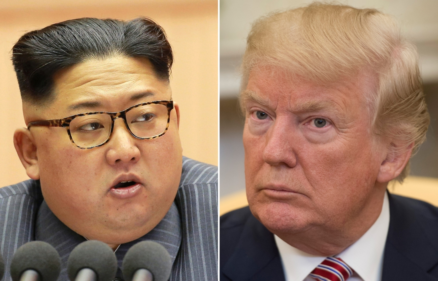 Trump dangles White House invite for Kim – if Singapore summit goes well