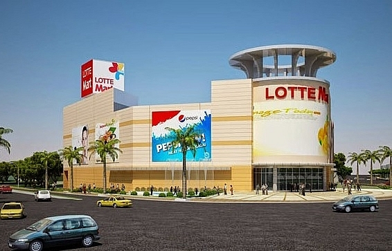 Lotte Mart faces sizeable payment for rent in arrears