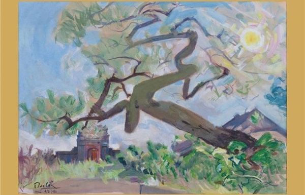 Masters' artworks up for auction