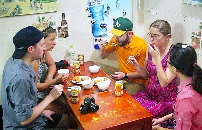Hanoi - epicentre of Vietnamese cuisine
