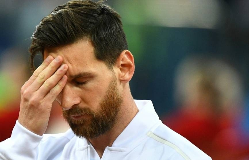 World Cup: Messi's Argentina face crunch match for redemption