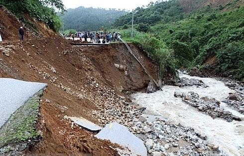 Floods, landslides leave 19 dead, 11 missing in Lai Chau, Ha Giang