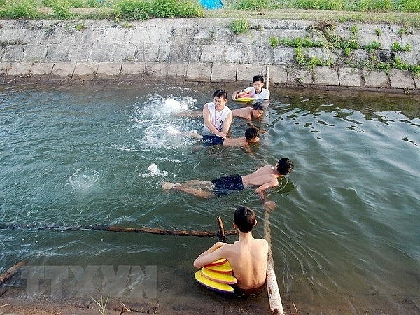 ministry foreign partners work to prevent child drowning