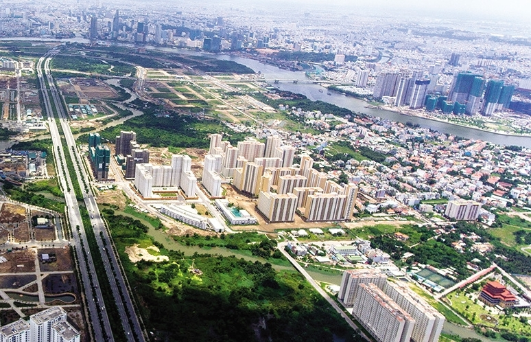 Ho Chi Minh City ramps up real estate