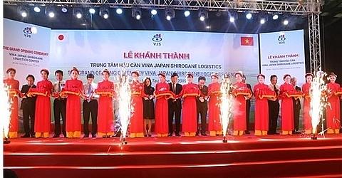 54 million logistics centre opens in ba ria vung tau